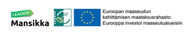 Leader Kehittämisyhdistys Mansikka ry rahoittaa Mukana -hanketta EU:n Maaseuturahastosta.